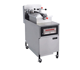 Electric Shineho Computer panel  Pressure Fryer